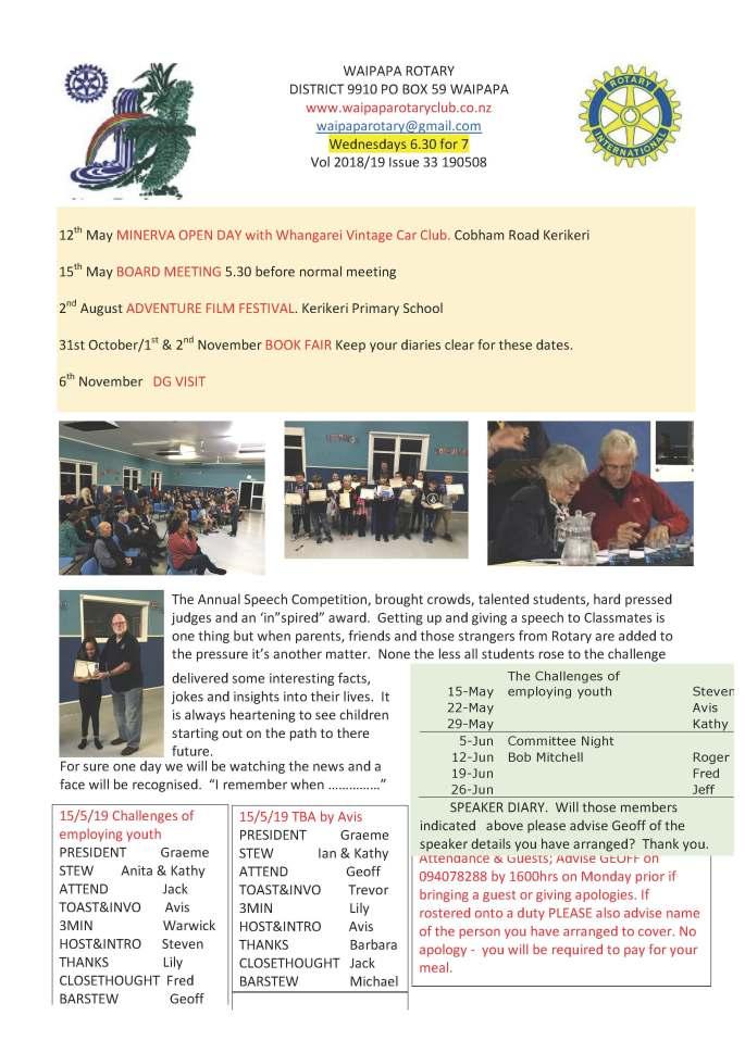 190508 Waipapa Rotary Bulletin_Page_1