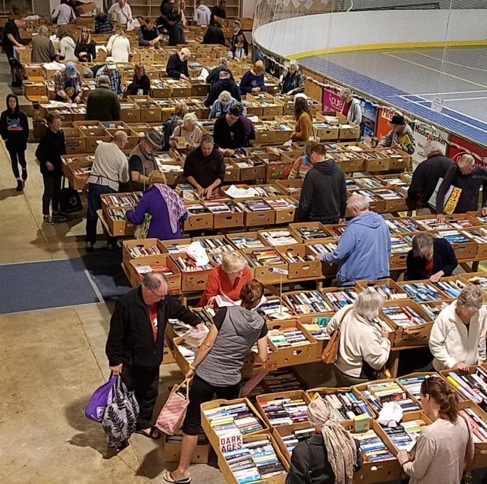 plenty looking for bargain books